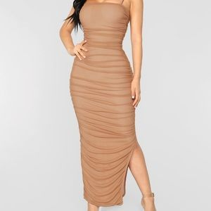 get it girl mesh dress